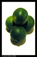 When life gives you limes... by Aideon