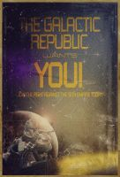 Join the Galactic Republic by Sherbertine