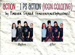 Action 13 - Icon Coloring by Nexaa21