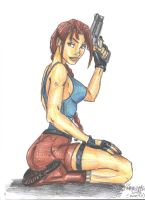 Lara Croft Tomb Raider by littlesusie2006