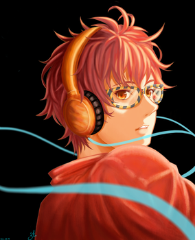 You are my Song [Seven - Mystic Messenger] by Six-0-6