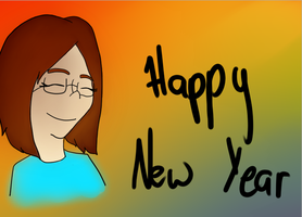 Happy New Year by annabre24