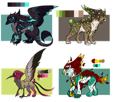 DRAW / WRITE TO ADOPT { WINNERS ANNOUNCED } by meteorcrash