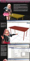 PMD Tutorial Adding Physics to Accessories by Trackdancer