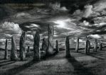 Callanish Stones by AmBr0