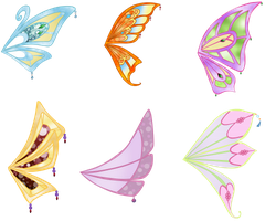 Winx Club Wing Base Pack Enchantix by WinxFandom