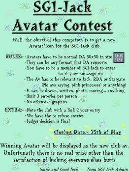 Avatar Contest 28-4-06 by SG1-Jack