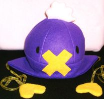 Drifloon Hat by PyrgusMalvae