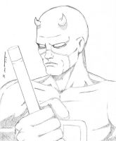 Daredevil by montes-h