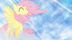 Clouds in the wind by LeonBrony