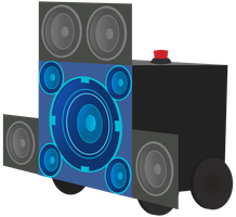 Bass Cannon by ShinodaGE