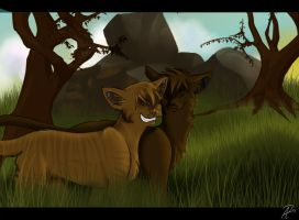 A Day in Windclan by Sketchyeh