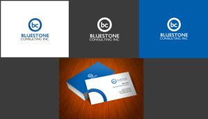Bluestone Logo1 by sarbeen