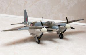 Mosquito Completed by AEisnor