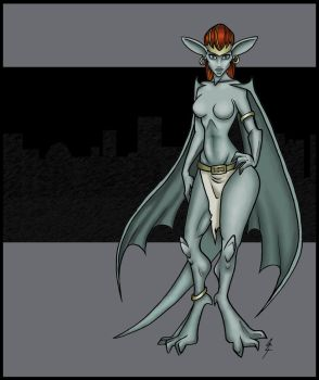 Demona by LuxeLibrarian