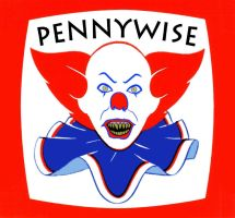 Pennywise by Brandtk