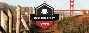 Invisible Hat Foundry: Logo by ohkanon