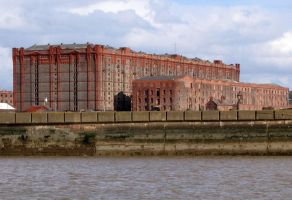 Liverpool tobacco warehouses by piglet365