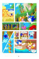 Sonic the Hedgehog the Comic pg 4 by bulgariansumo