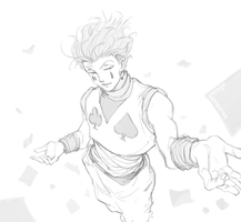 HISOKA by LuckyAlienET