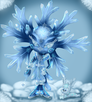 welcome to the realm of ice... by monstaris