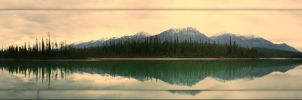 Columbia River 4 Pic Panorama by Joe-Lynn-Design