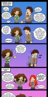 HARRY POTTER COMIC: Thanks, Hermione! by GiuseppeAzzarello