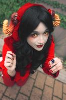 Aradia Megido - Hello little Bee! by XionsTwilightTower