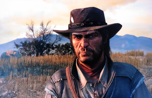 Red Dead Redemption Screen Cap Test 01 by roundularman