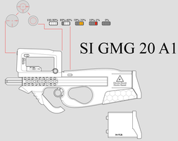 SI GMG 20 A1 by Sapphire-industries