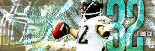 Maurice Jones-Drew by e-one-design