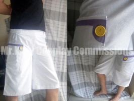 Neku Cosplay Shorts by mrkittycosplay