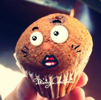 Marry Christmas Muffin... by h23b