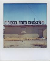 Diesel Fried Chicken by futurowoman