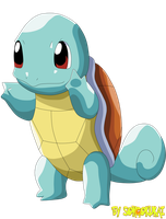 007-Squirtle-007 by Krizeii