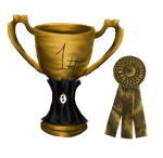 Trophy for the victorian Event by LiaLithiumTM