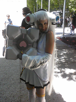 GLaDOs at Fanime by AndurilWielder