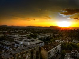 Podgorica by psdlights