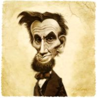Abe lincoln by pxmolina