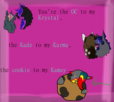 Cookie To My Kamay by kamay2002