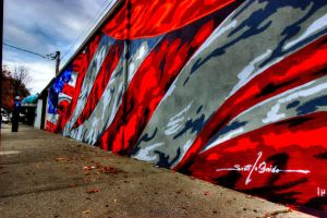 Ave America by SharpPhotoStudio