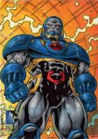 DC Comics 'The New 52' - Darkseid by tonyperna