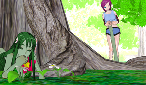 3DCG:A Plant's Fun by TickleMaster187
