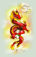 :: APH Year of the Dragon :: by MagicianCelemis