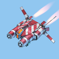 Strike Fighter by entroz