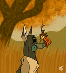 Fall Buddies by UncleScooter