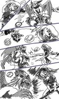 Epicbattle by Holographic-Neku