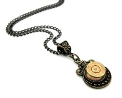 Winchester Pendant by IndustrialSwank
