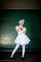 Rei Ayanami Guro Maid verion2 by miss-rage