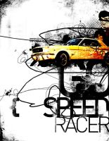 Dirty Day :: Go, Speed Racer by doomman